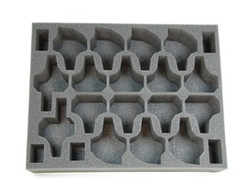 (Tyranids) 17 Warrior Foam Tray (BFL-3)