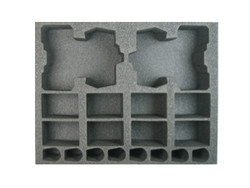 (Tau) 2 Devilfish 8 Broadside Foam Tray (T02BFL-3.5)