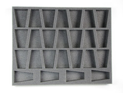 (Ork) 25 Stormboyz Foam Tray (O11BFL-1.5)