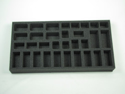 (British) Flames of War British Motor Company Foam Tray (UK02BFM-1.5)