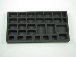(FMG) Flames of War Firestorm Market Garden Allied 2 Foam Tray (FMG03BFM-1.5)