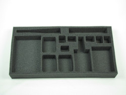 (Gen) Flames of War Gaming Accessory Foam Tray (F05BFM1.5)