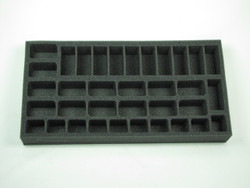 (German) Flames of War German Panzer Lehr Foam Tray (G07BFM-1.5)
