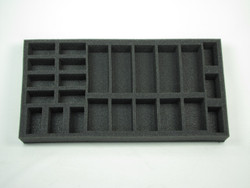 (Soviet) Flames of War Soviet Tank Support Foam Tray (SV03BFM-1.5)