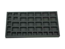 (US) Flames of War US Armored Rifle or Rifle Company with HMG Platoon Foam Tray (US05BFM-1)