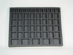 (Gen) 12 Small 32 Medium 5 Large Troop Foam Tray (BFL)