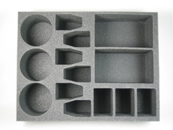 (Ork) Ork Vehicle Foam Tray (O06BFL-4)