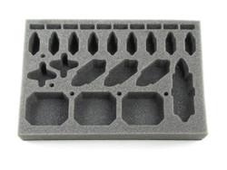 Britannia Starter Box Foam Tray (BFS-1.5)