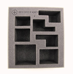 Protectorate of Menoth Starter Demo Half Foam Tray (PP.5-2.5)