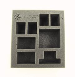 Retribution of Scyrah Starter Demo Half Foam Tray (PP.5-2.5)