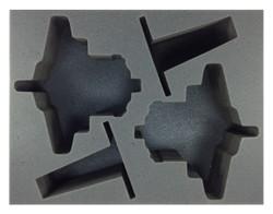 (Tau) 2 Tau Flyer Foam Tray (BFL-4)