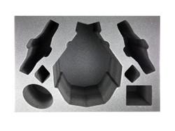(Necron) 1 Tesseract Obelisk 2 Flyer Foam Tray (BFL-8)
