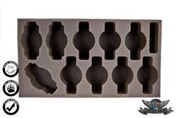Wild West Exodus Light Support Model Foam Tray (WWX-3)