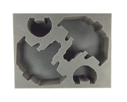 (30K) 2 Xiphon Fighter 2 Contemptor Foam Tray (BFL-4)