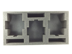 (Space Marine) 3 Predator Foam Tray (BFM-3)