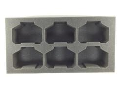 (Ork) 6 Killa Kanz Foam Tray (BFM-3)