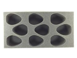 (Necron) 9 Canoptek Wraith Foam Tray (BFM-3)