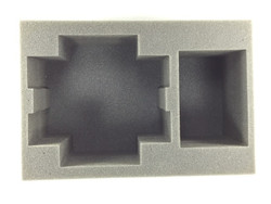 (Space Marine) 1 Land Raider 1 Rhino Foam Tray (BFS-4)