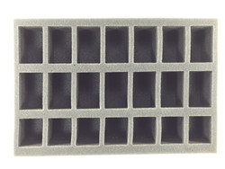 (Gen) 14 Large 7 Medium Troop Foam Tray (BFS-2)