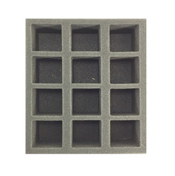 Guild Ball Medium Player Foam Tray (PP.5-2)