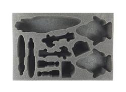 Star Wars Armada Rebel Fleet Foam Tray (BFS-2.5)