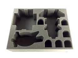 (Space Marines) Kingsguard Stormforce Formation Foam Tray (BFL-4)