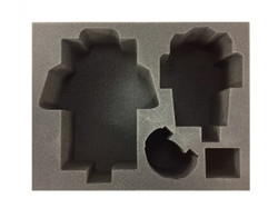 (30K) 1 Legion Super Heavy Tank 1 Sicaran 1 Contemptor Foam Tray (BFL-4.5)