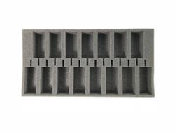 (Team Yankee) Flames of War Universal Team Yankee Tank Foam Tray (BFM-1.5)
