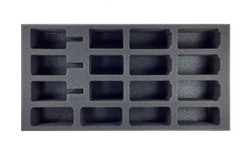 (Team Yankee) Flames of War German Support Foam Tray (BFM-2)