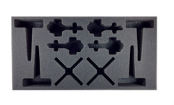 (Team Yankee) Flames of War German PAH Foam Tray (BFM-2)