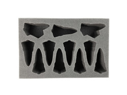Eldar Specialty Troop Foam Tray (BFS-2)