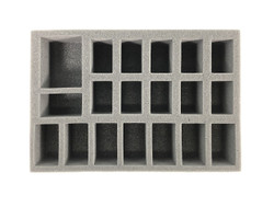 Chaos Space Marine Specialty Troop Foam Tray (BFS-2)