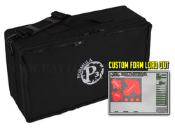 (P3) Privateer Press P3 Paint Bag Custom Half Tray Load Out