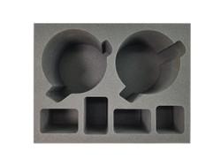 Age of Sigmar 2 Maw-Krusha Foam Tray (BFL-6)