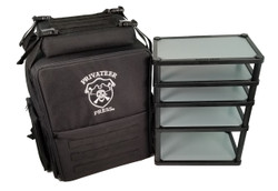 Privateer Press Backpack Magna Rack Load Out (Black)