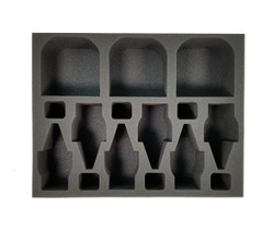 (Tau) 3 Ghostkeel 6 Broadside Foam Tray (BFL-3)