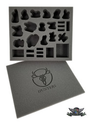 Guild Ball Hunter's Foam Kit (BFB)