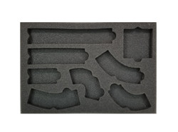 Gaslands Template Foam Tray 2 (BFS-0.5)