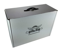 (Clearance) Battle Foam Eco Box Empty (White)