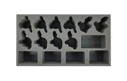 Gator Man Posse Foam Tray (PP-2.5)