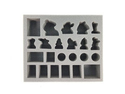 Guild Ball Alchemists Troop Foam Tray (BFB-2)