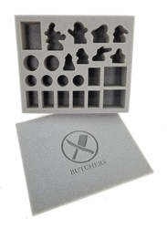 Guild Ball Butchers Foam Kit (BFB)