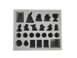 Guild Ball Engineers Troop Foam Tray (BFB-2)