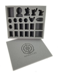Guild Ball Navigators Foam Kit (BFB)