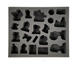 Guild Ball Blacksmiths Troop Foam Tray (BFB-2)