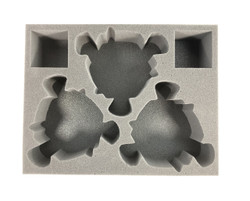 3 Skaven Gnawholes Foam Tray (BFL-3)