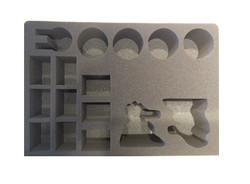 Custom Tripoli/Nimitz Black Label Foam Tray (TN)