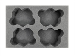 (40K) Apocalypse 32mm Movement Tray Foam Tray (BFS-1.5)