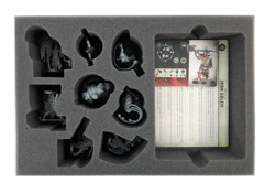 Warcry Iron Golem Foam Tray (BFS-2)
