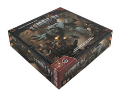 Zombicide Black Ops Foam Tray for Expansion Game Box